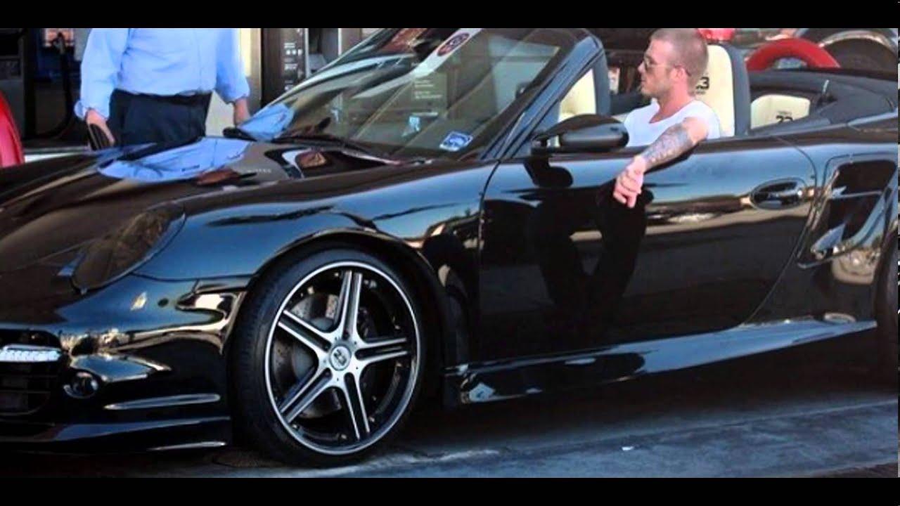 Car Youtube: David Beckham's Cars