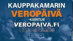 Kauppakamarin Veropäivä -kiertue 2019