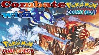 Vídeo Pokémon Rubí Omega & Zafiro Alfa