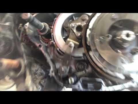 How To - Install Kickstart Gear Spindle Kickstarter Kick Start Clutch Honda Fourtrax Trx 300