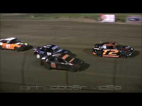 4 Cylinder Bomber Full Program  East Bay Raceway Park  10/14/17