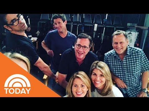 'Fuller House' Star Candace Cameron Bure Shares Her Morning Routine | TODAY