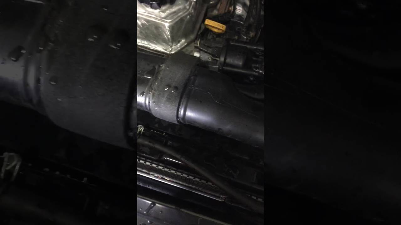 1994 22re 4x4 toyota pickup radiator and block coolant flush [ 1280 x 720 Pixel ]