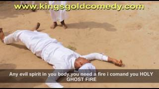 Funny Nigerian Comedy Skits 2017- Deliverance KingsGold Comedy Skits  Episode 13