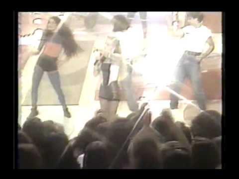 ANGÉLICA CANTA NO MILK SHAKE 1992 REDE MANCHETE