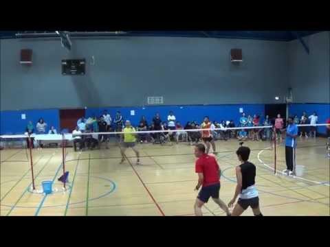 RTBG Open Badminton Tournament 2014   Premiere Level