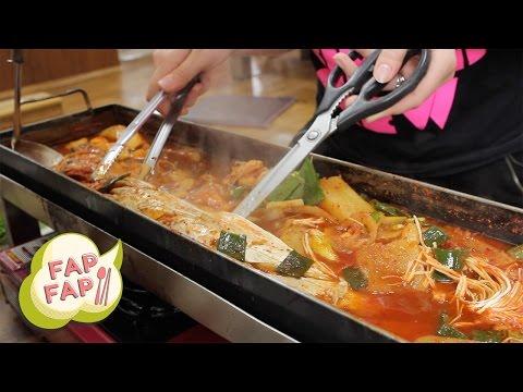 Korean Vs Chinese Food Funny Video