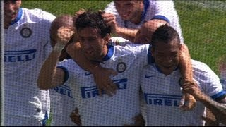 HIGHLIGHTS SERIE A SASSUOLO - INTER  0 - 7  22 09 2013