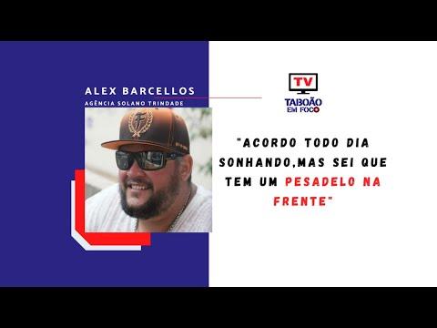 Entrevista com Alex Barcellos da Agência Solano Trindade