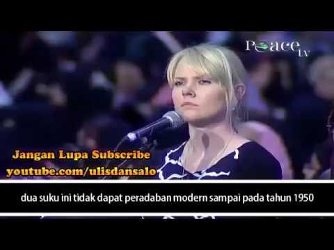Wanita Ini Menentang Dr Zakir Naik Akhirnya Masuk Islam