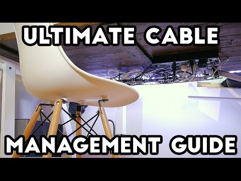 ULTIMATE Cable Management Guide!