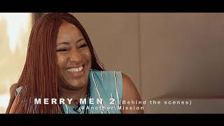 MERRY MEN 2 - BEHIND THE SCENES