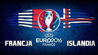 FIFA 16   EURO 2016   Francja - Islandia   Ćwierćfinał