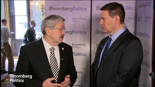 Branstad: Immigration System Is Broken, Needs to Be Fixed