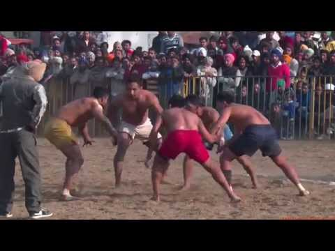 CANADA KABADDI CUP - 2015 || MULLANPUR - DAKHA (Ludhiana) || HD || Part 2nd.