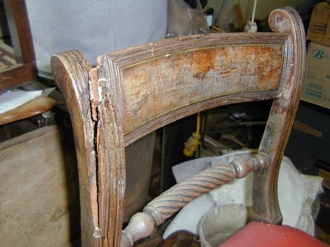 French Polishing & Furniture Restoration