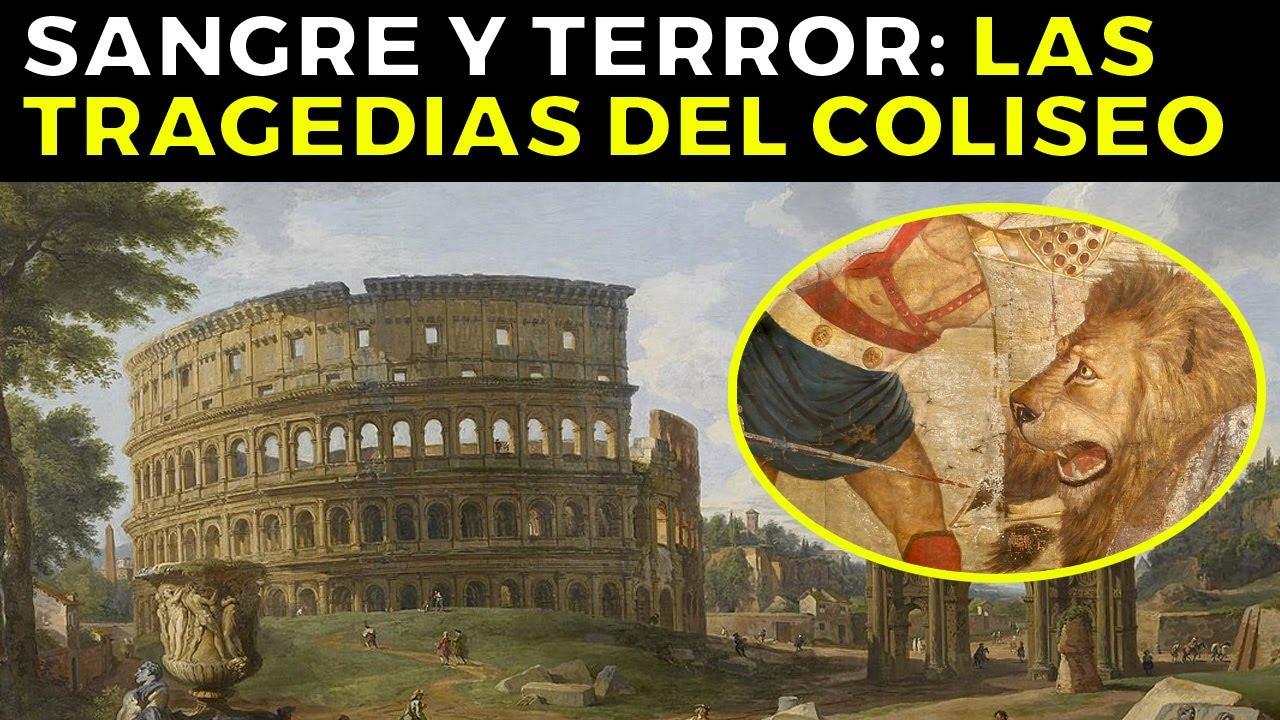 Las peores cosas que pasaron en el Coliseo Romano