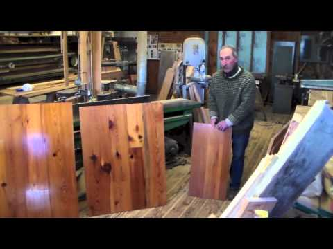 Cataumet Sawmill - A behind the scenes look