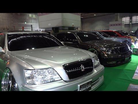 4k Vip Style Car Japanese Luxury Modified Cars Osaka Auto Messe