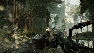 Awesome Stealth Gameplay with Crossbow from FPS Game Crysis 3