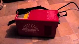 видео Инверторный cварочный аппарат постоянного тока Vitals Professional Mi 200da