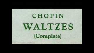Chopin / Guiomar Novaes, Early 1950s: Waltz in A flat major, Op. 69, No. 1 (Chopin) - VOX