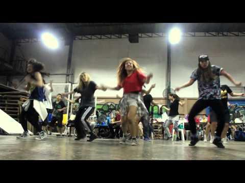 THOIA THOING-R.KELLY/ DANCE MARATHON WORKSHOP BY BEAM HONEYB