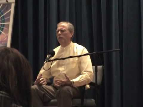 David Lewis Teaches on the Violet Light and St Germain in South Africa.mpg