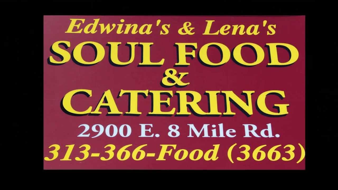 Edwinas And Lenas Soul Food Youtube