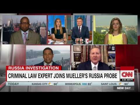 Criminal law expert joins Mueller's Russia probe