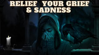 Candle lighting in dark room with Classic music for grief \u0026 sadness relief #relaxation, #deep sleep
