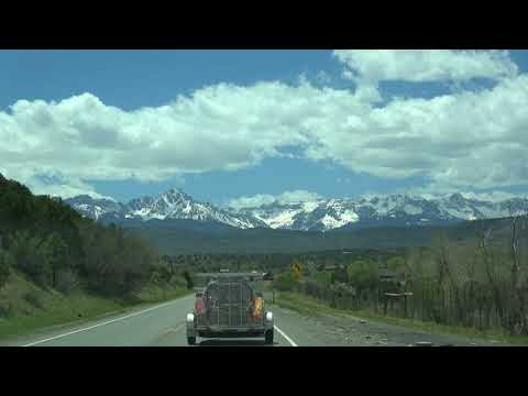 Outside Ridgway State Park Colorado #2