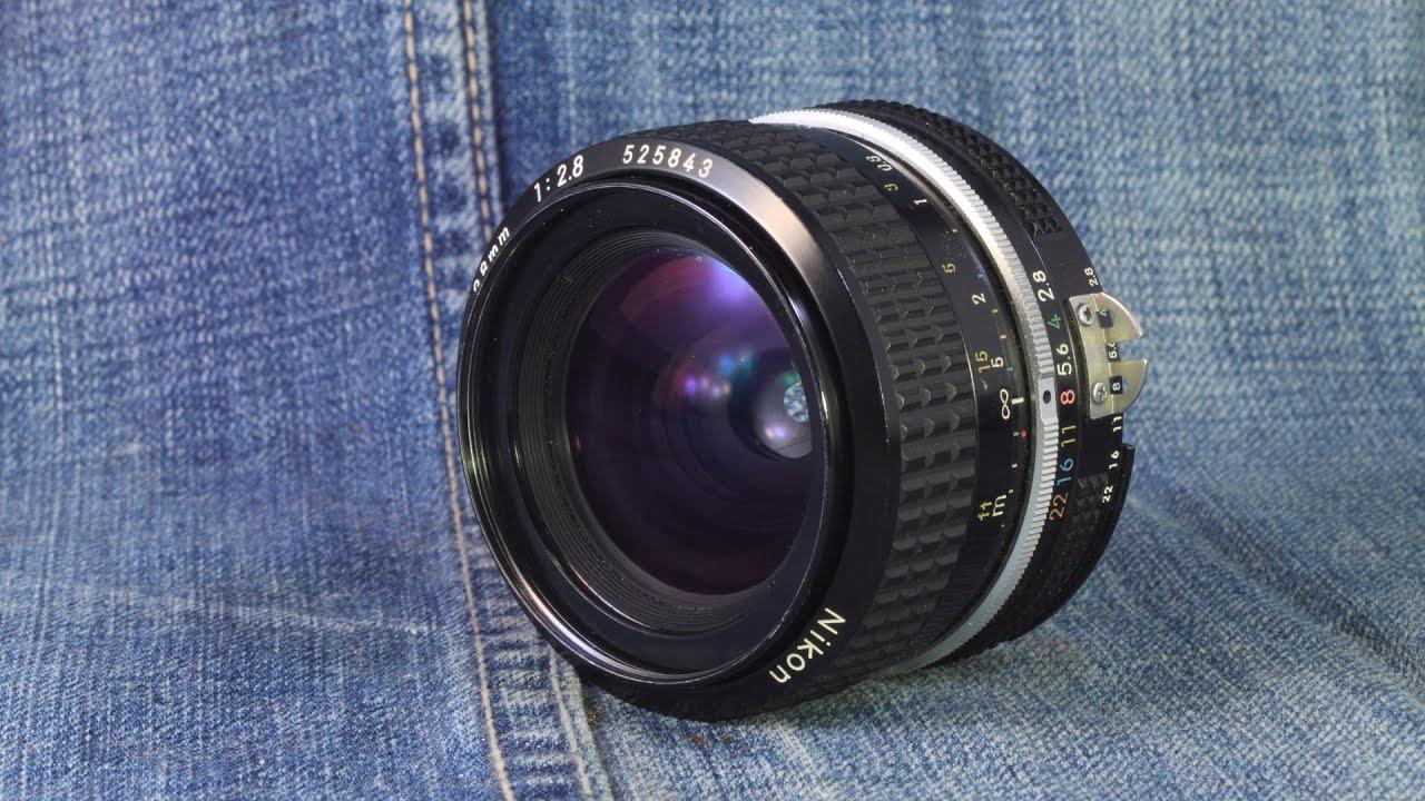Nikon NIKKOR 28mm f/2 8 ai