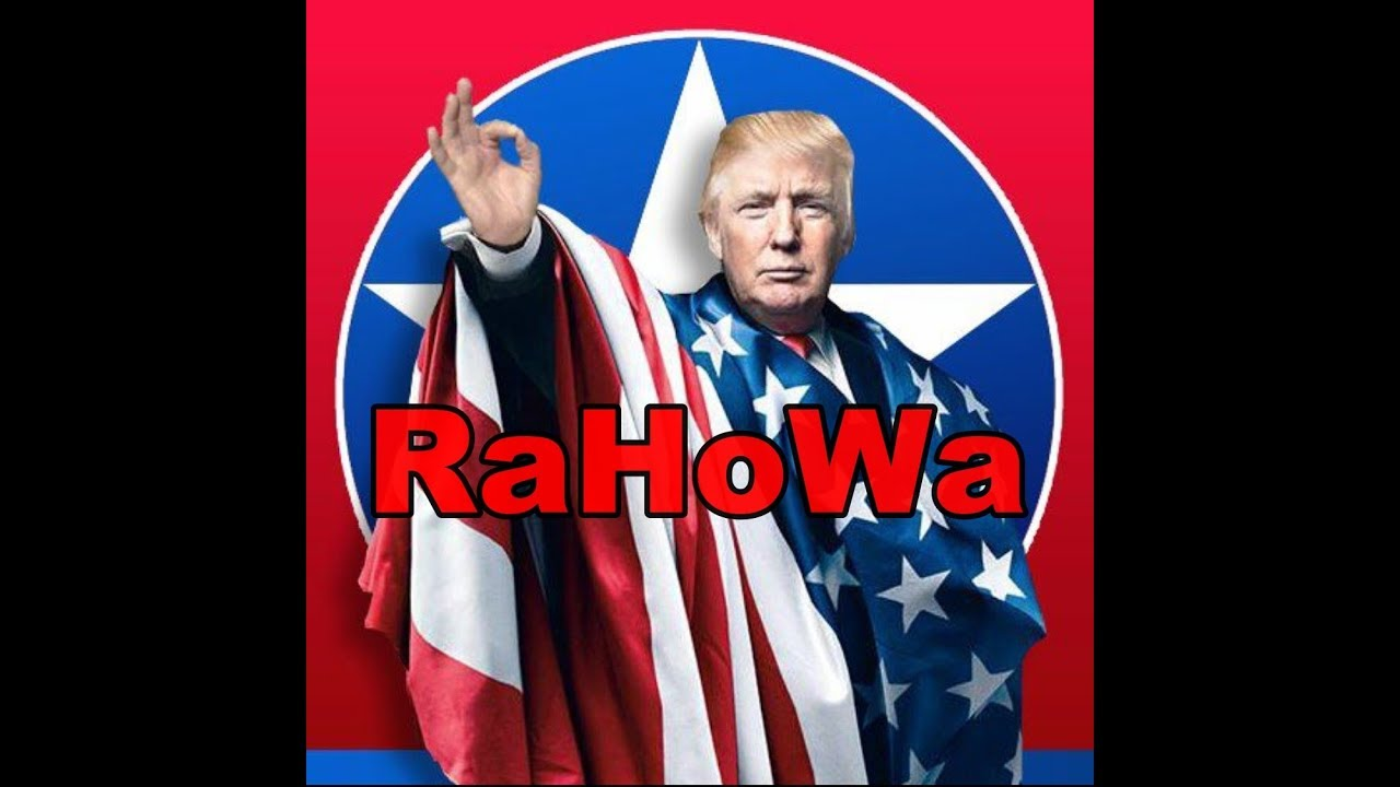 Tariq Nasheed: Welcome To RaHoWa