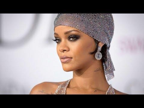 Rihanna 2014 CFDA Awards Makeup Tutorial