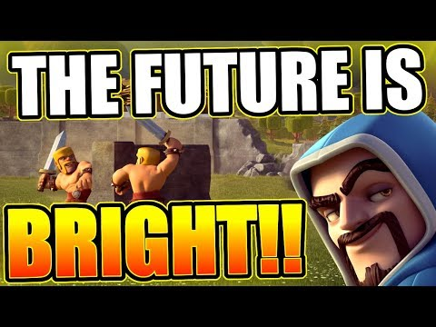 THE FUTURE OF CLASH OF CLANS! 🔥 - TOWN HALL 12 / NEXT UPDATE!?