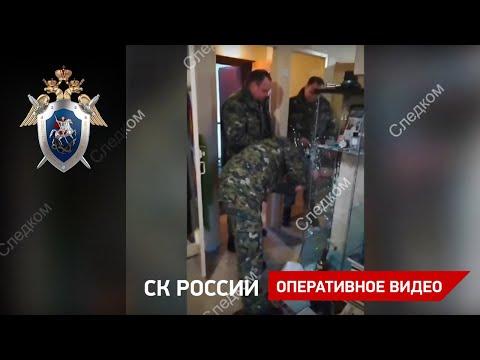 Осмотр места происшествия в Перми