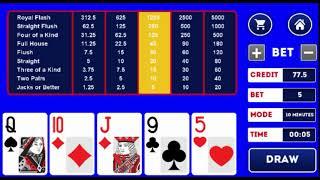 Video Poker Trainer PRO