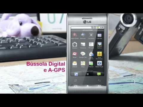 Submarino.com.br l Smartphone LG GT540 Android