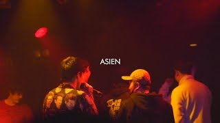 "[Live Clip] ASIEN ""ONLY"" feat. TOKYOTRILL, MuSchiz, KiDNATHAN and Jin Dogg @Fullout 1/23"