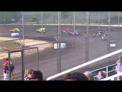 5-9-15 B Dash, Southern Oregon Speedway