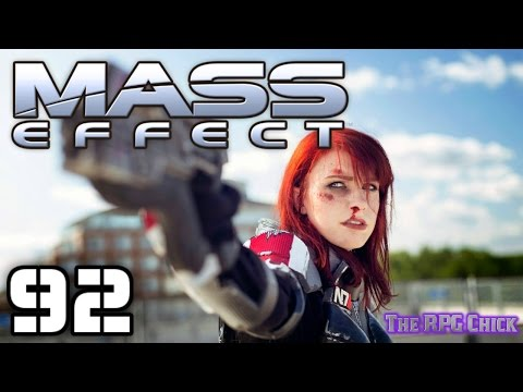 Let's Play Mass Effect (Blind), Part 92: Sovereign