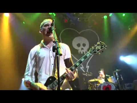 Alkaline Trio - Love Love, Kiss Kiss Live 2008