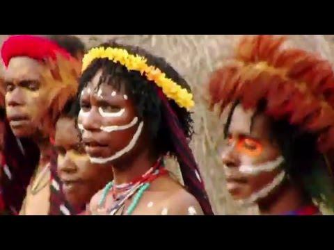 Un grupo de indígenas.