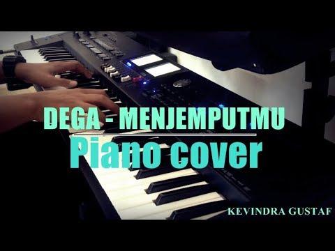 Dega - Menjemputmu (Piano cover)