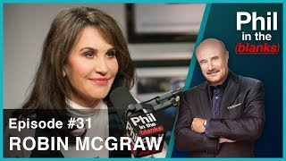 Phil In The Blanks #31 - Robin Mcgraw