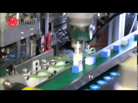 Site Scrub Assembly Machine