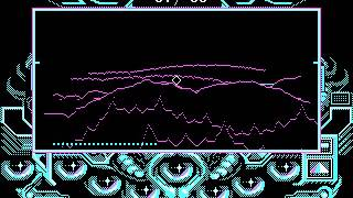 Captain Blood (PC) - CGA graphics