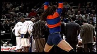 NBA LIVE 98 - New York Knicks Halftime Show