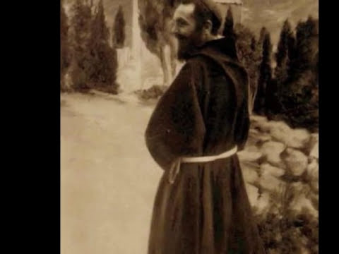 ST PADRE PIO Prayer - Stay with me, Lord